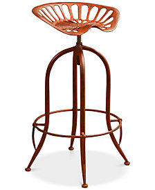 Rancher Bar Stool, Quick Ship