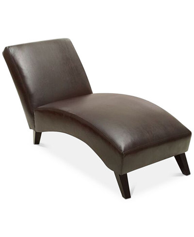 Elrond Chaise Lounge Quick Ship Furniture Macy S