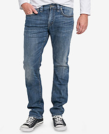 Silver Jeans Co. Men's Konrad Slim Fit Stretch Jeans