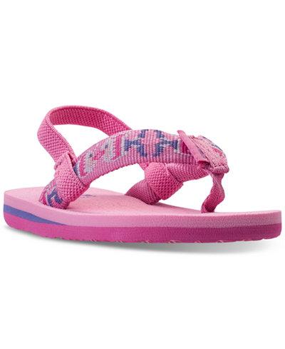 Teva Toddler Girls' Mush II Flip-Flop Sandals from Finish Line