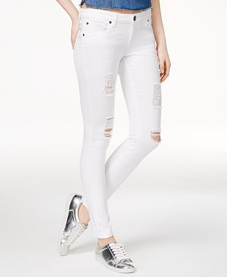 STS Blue Amy Ripped Super-Skinny Jeans