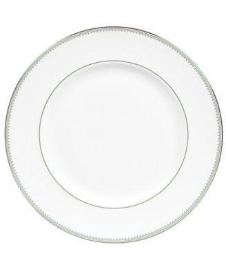 Dinnerware, Grosgrain Dinner Plate
