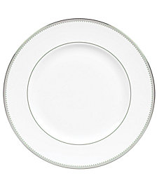 Vera Wang Wedgwood Dinnerware, Grosgrain Dinner Plate