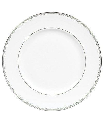 Vera Wang Wedgwood Dinnerware, Grosgrain Dinner Plate