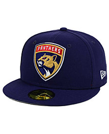 New Era Florida Panthers Basic 59FIFTY Cap