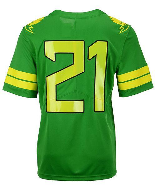 reputable site 3f3b4 fdf06 Men's Oregon Ducks Limited Football Jersey