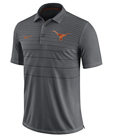 Nike Men's Texas Longhorns Early Season Coach Polo