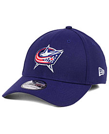 New Era Columbus Blue Jackets Team Classic 39THIRTY Cap