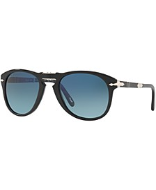 Polarized Sunglasses, PO0714SM STEVE MCQUEEN LIMITED EDITION