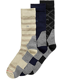 Perry Ellis Men's 3-Pk. Casual Performance Socks