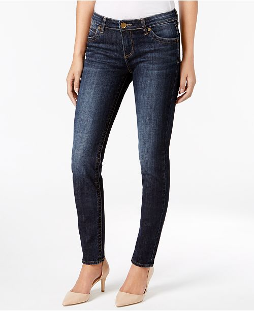 Kut From The Kloth Diana Skinny Jeans Medium Wash Size 2 Clothing, Shoes & Accessories