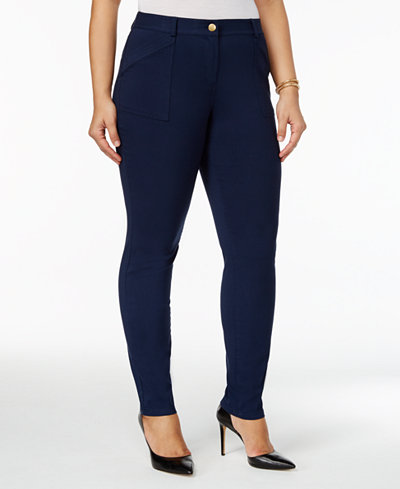 Style & Co Plus Size Skinny Pants, Created for Macy's