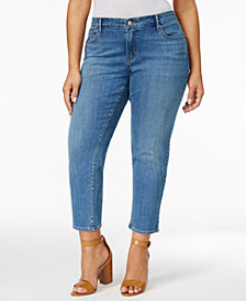 Levi's® Plus Size 711 Ankle Skinny Jeans