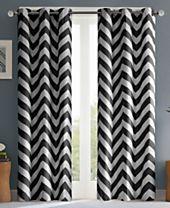 Intelligent Design Libra Energy-Efficient Room Darkening Window Treatment Collection