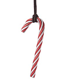 Twist Candy Cane Red Ornament