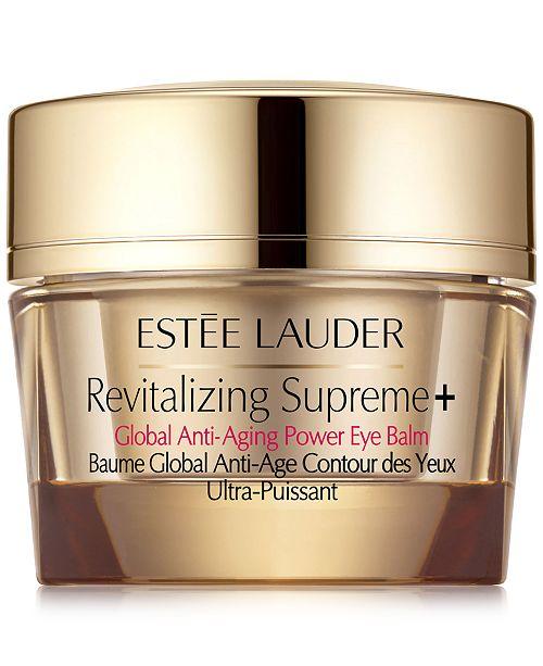 0e2362b74610 Estee Lauder Revitalizing Supreme+ Global Anti-Aging Cell Power Eye Balm