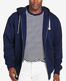 Men's Big and Tall Classic Fleece Full Zip Hoodie