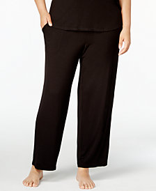 Alfani Plus Size Pajama Pants, Created for Macy's