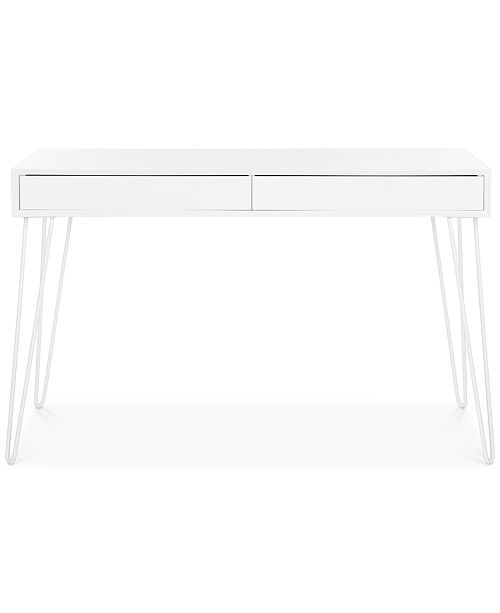 Furniture Cade Desk, Quick Ship