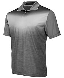 Attack Life by Greg Norman Men's Ombré Chevron Polo, Created for Macy's