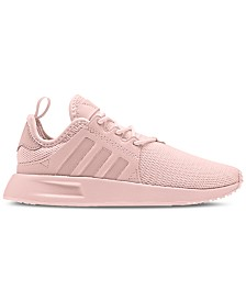 adidas Little Girls  X-PLR Casual Athletic Sneakers from Finish Line c5fe76e88
