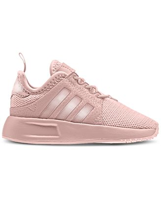 adidas Toddler Girls X PLR Casual Athletic Sneakers from