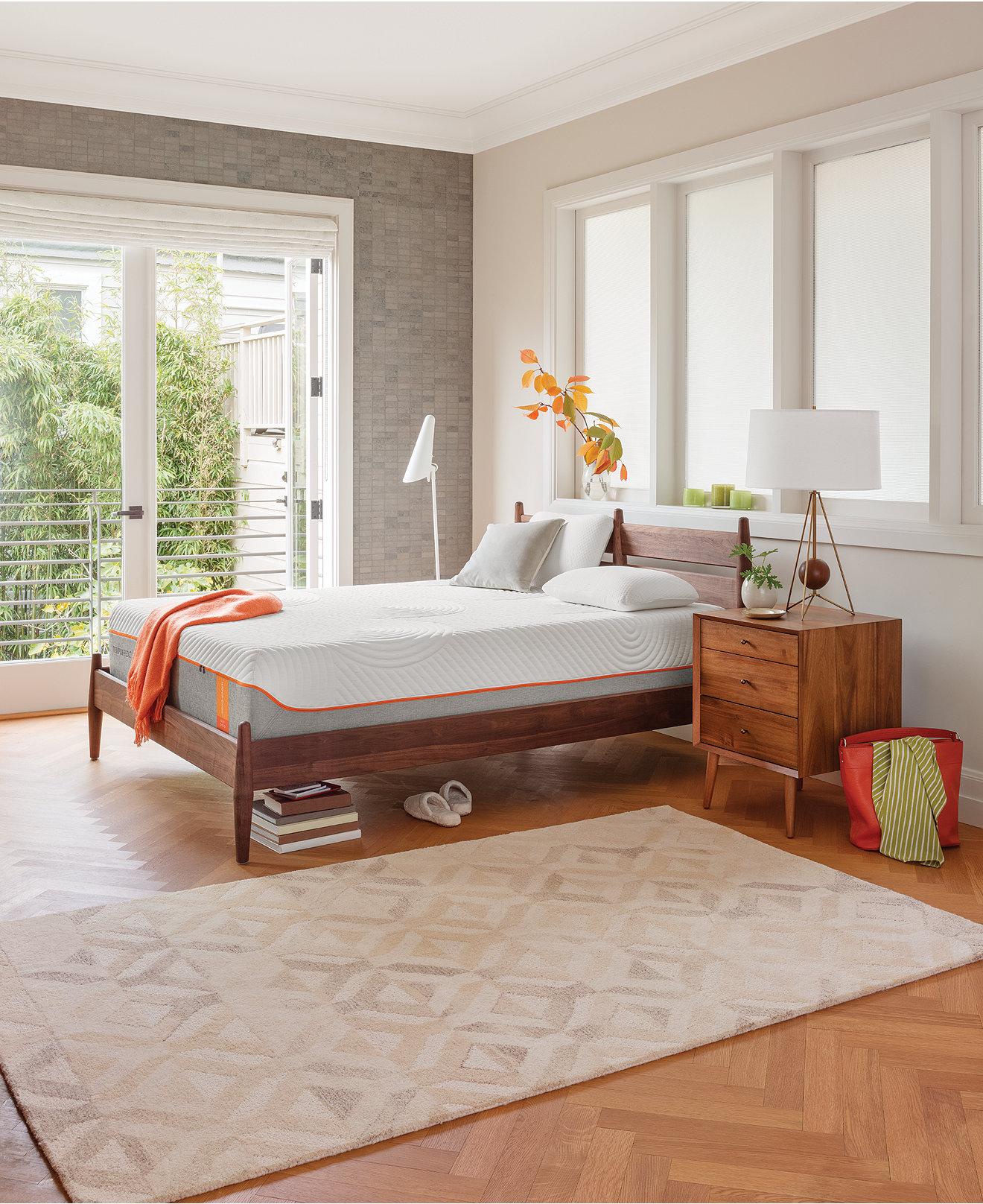 Tempur Pedic Contour Elite 12 5 Medium Firm Mattress Sets