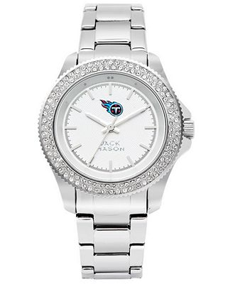 Jack Mason Women's Tennessee Titans Glitz Sport Bracelet Watch