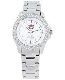 Jack Mason Women's Auburn Tigers Glitz Sport Bracelet Watch