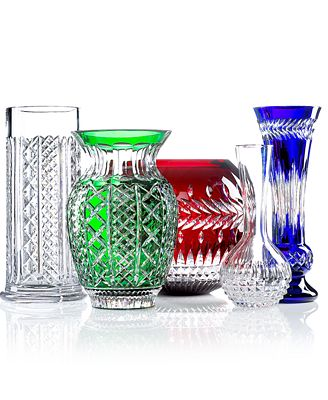 Waterford Gifts, Fleurology Vase Collection