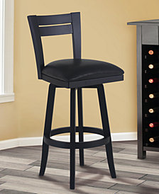 "Bristol 30"" Swivel Bar Stool, Quick Ship"