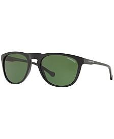 Sunglass Hut Collection Polarized Sunglasses , HU2006 55