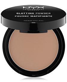 NYX Professional Makeup Blotting Powder - Deep