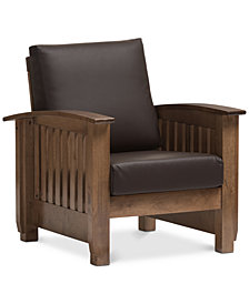 Charlotte Lounge Chair, Quick Ship