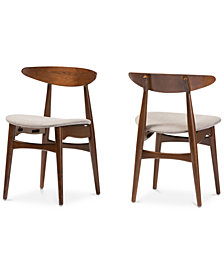 Flora Dining Chair (Set Of 2), Quick Ship