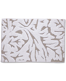 "Kassatex Foglia Cotton 20"" x 30"" Bath Rug"