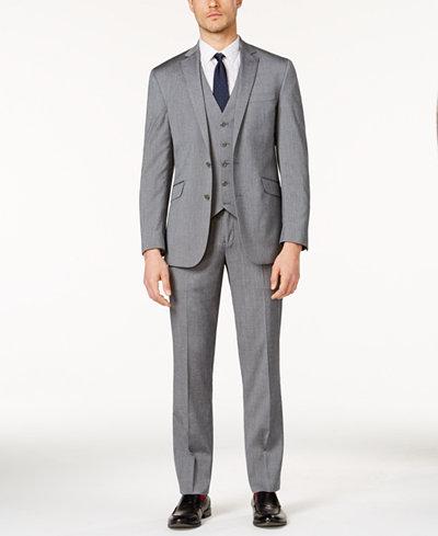 Gray Mens Suits: Blue, Black, Gray - Macy's
