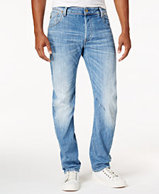 G-Star Men's Arc Slim-Fit Stretch Jeans, Created for Macy's
