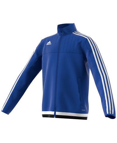 adidas Originals Tiro15 Training Jacket, Big Boys