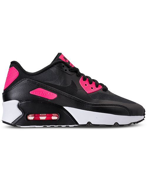 Nike Big Girls Air Max 90 Ultra 2.0 Running Sneakers from Finish Line -  Finish Line Athletic Shoes - Kids - Macys