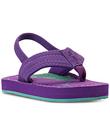 Polo Ralph Lauren Toddler Girls' Theo Big Pony Flip-Flop Sandals from Finish Line