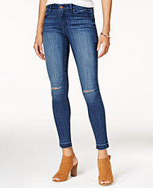 WILLIAM RAST Skinny Ankle Jeans