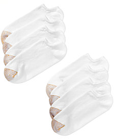 Gold Toe Men's 8-Pack No-Show Socks