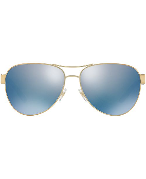 40f2246fd5d7 Tory Burch Polarized Sunglasses , TY6051 & Reviews - Sunglasses by ...