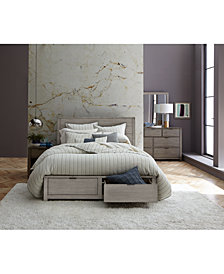Tribeca Storage Bedroom Furniture, 3-Pc. Set (Queen Bed, Dresser & Nightstand), Created for Macy's