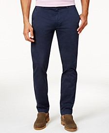 Men's Slim-Fit Chinos