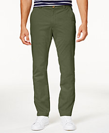 Club Room Men's Chinos, Created for Macy's