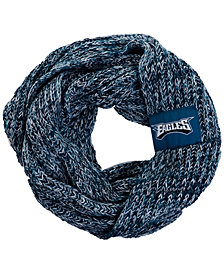 Forever Collectibles Philadelphia Eagles Peak Infinity Scarf