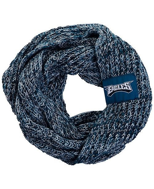 new arrivals ac4d8 27196 Forever Collectibles Philadelphia Eagles Peak Infinity Scarf ...