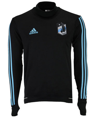 adidas Men's Minnesota United FC Long Sleeve Training Top
